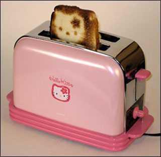 вка тостер