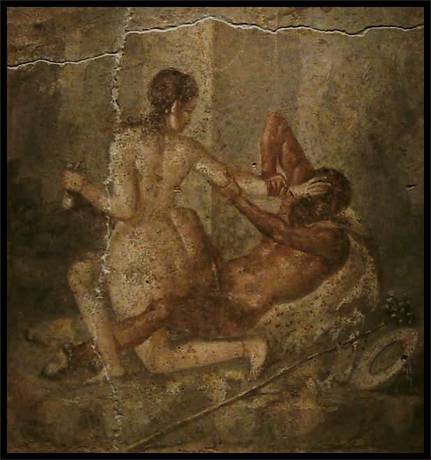 Секск в древнем риме