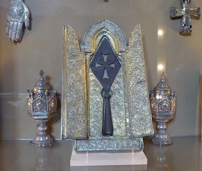 Копье судьбы, Копье Христа, Копье Лонгина - священная реликвия христианского мира