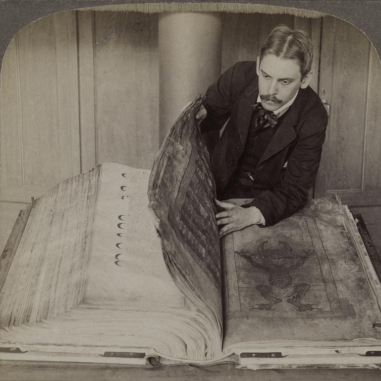 Удивительные книги, самые редкие и таинственные книги мира