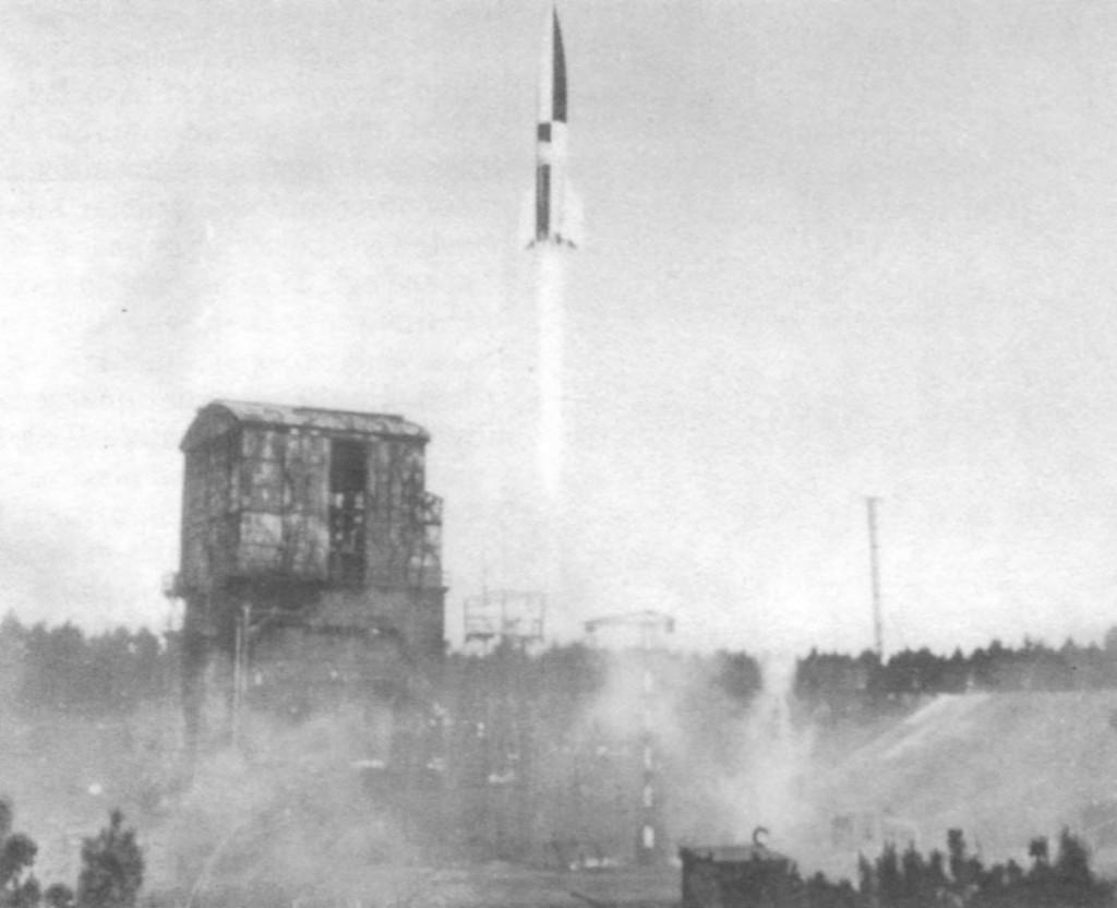 Ракетный удар по Нью-Йорку. Секретные разработки Третьего рейха - ракеты Фау-2
