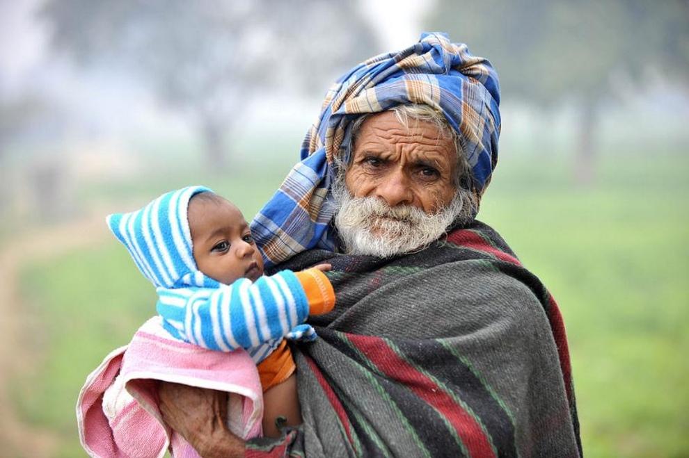 Индус стал отцом в 96 лет