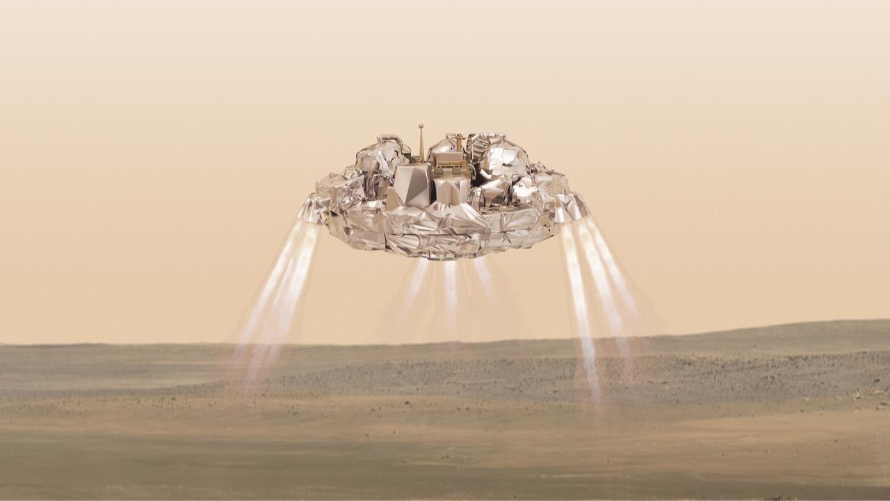 Недоступный Марс